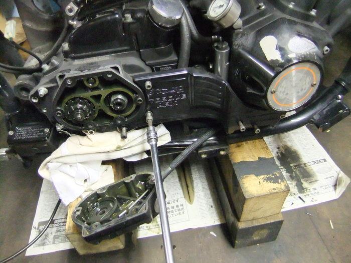 エボ エンジンを下ろそう!!_c0226202_537186.jpg