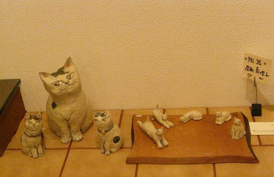 高円寺裏通り猫展 7日目  _e0134502_13522262.jpg
