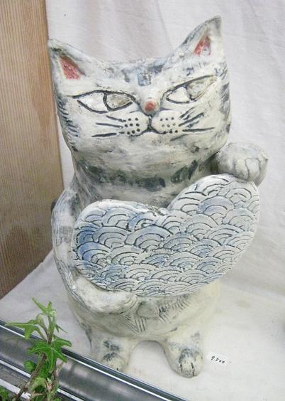 高円寺裏通り猫展 7日目  _e0134502_13541695.jpg