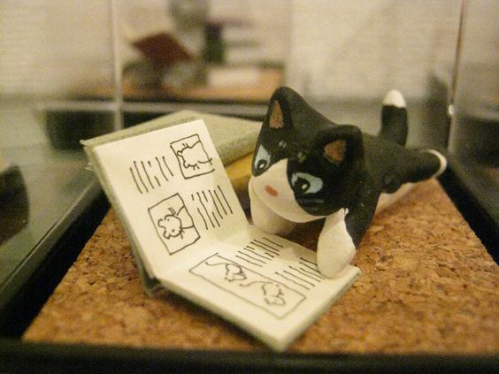 高円寺裏通り猫展 7日目  _e0134502_14161244.jpg