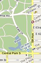 セントラルパーク紅葉お散歩コース (2) Mallまで北上_b0007805_1424456.jpg