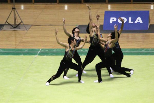 青森大学 全日本新体操選手権2010年_d0080906_19301159.jpg