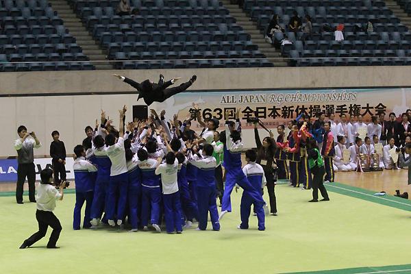 青森大学 全日本新体操選手権2010年_d0080906_19304164.jpg