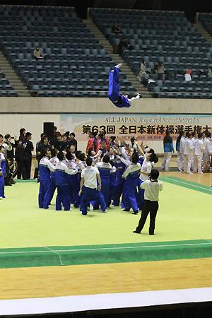 青森大学 全日本新体操選手権2010年_d0080906_19304717.jpg