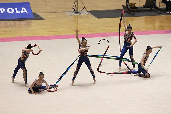 青森大学 全日本新体操選手権2010年_d0080906_19313793.jpg