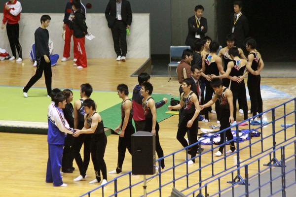 青森大学 全日本新体操選手権2010年_d0080906_20164764.jpg