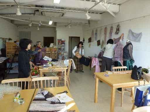 オリビエ卓上手織り作品展 24日(水)~30日(火)_d0156706_144211.jpg