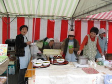 大地の恵み食育フェアー開催される_e0061225_13252555.jpg