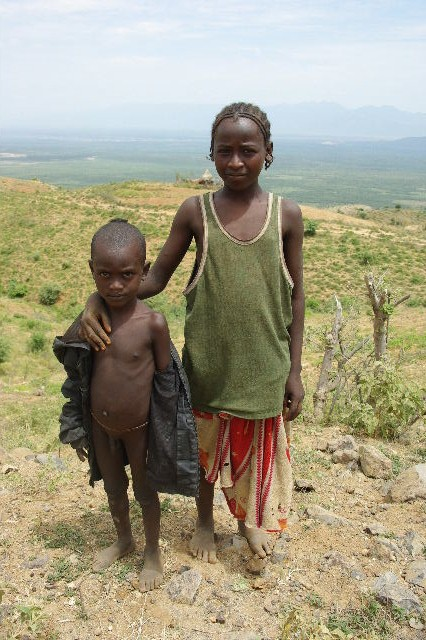 エチオピア(28) コンソからウェイトへ_c0011649_0112939.jpg