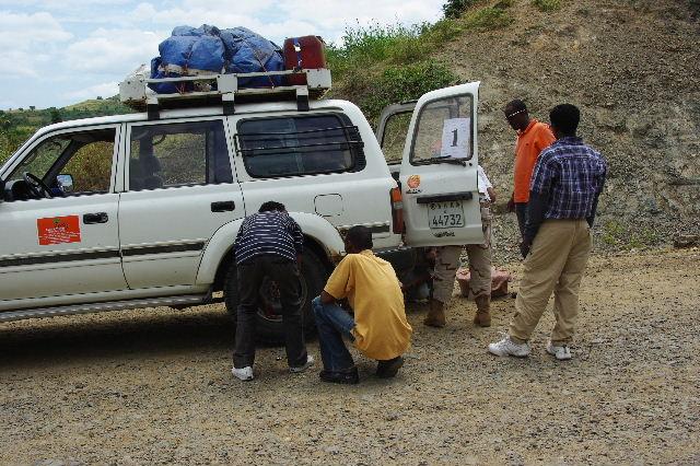 エチオピア(28) コンソからウェイトへ_c0011649_0514076.jpg