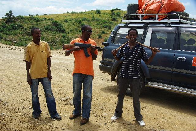 エチオピア(28) コンソからウェイトへ_c0011649_12330100.jpg