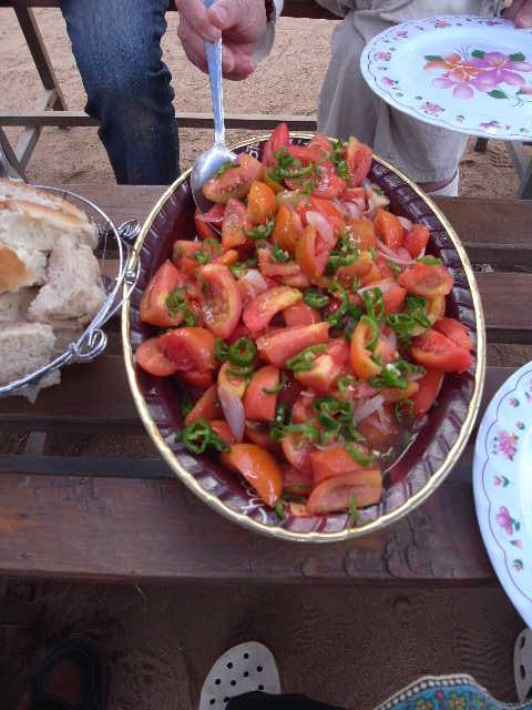 エチオピア(29) ウェイトのレストハウスで昼食_c0011649_2348610.jpg