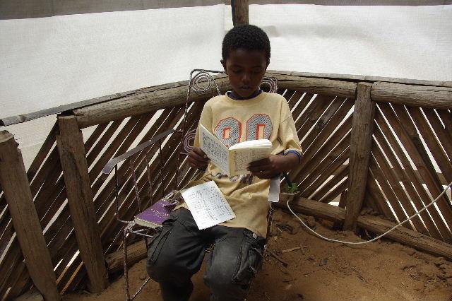 エチオピア(29) ウェイトのレストハウスで昼食_c0011649_23552371.jpg