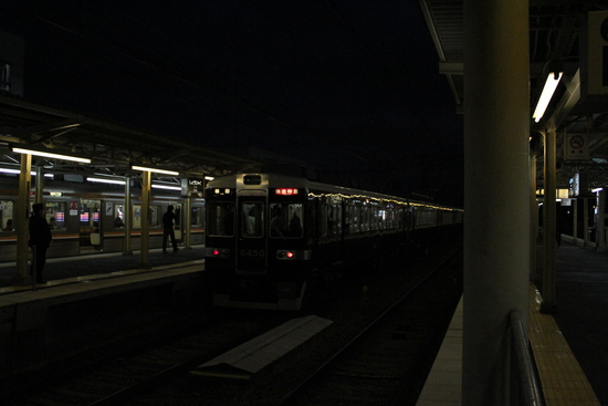 阪急 直通特急・快速特急梅田行き_d0202264_19304390.jpg