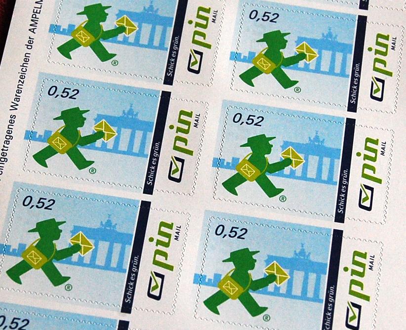 PIN Mail アンペルマンの切手!_c0180686_619772.jpg