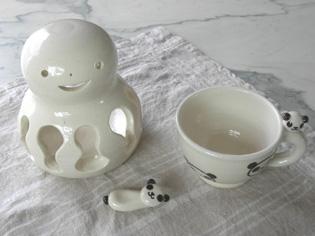 益子陶器市(3)… 鈴木環さんの器&ほっこりするもの編_e0125731_1025561.jpg