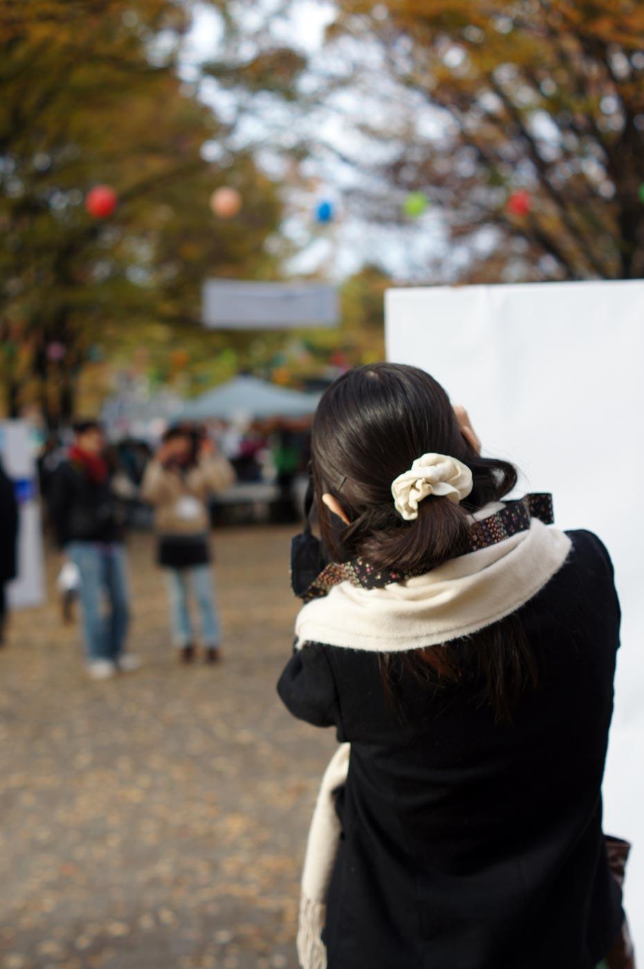 代々木公園欅並木_e0216133_20435131.jpg