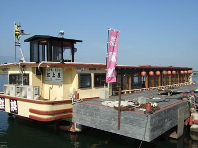 貸切の屋形船