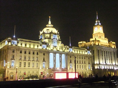 激旅!上海2泊3日2010 (5)~外灘_e0173645_21354856.jpg