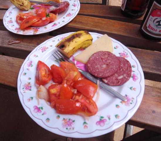 エチオピア(29) ウェイトのレストハウスで昼食_c0011649_014446.jpg