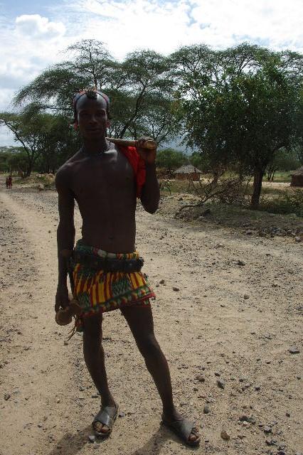 エチオピア(30) セマイ族の村_c0011649_231158100.jpg