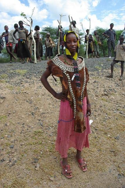 エチオピア(30) セマイ族の村_c0011649_2351787.jpg