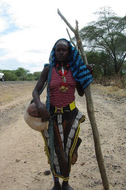 エチオピア(30) セマイ族の村_c0011649_2353374.jpg