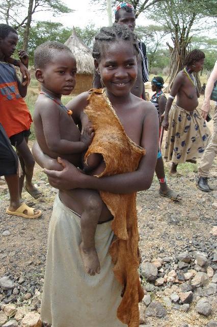 エチオピア(30) セマイ族の村_c0011649_2355495.jpg