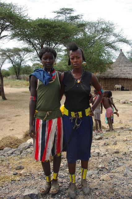 エチオピア(30) セマイ族の村_c0011649_236147.jpg