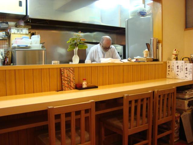 中野「鳥料理 鳥つね」へ行く。_f0232060_1211383.jpg