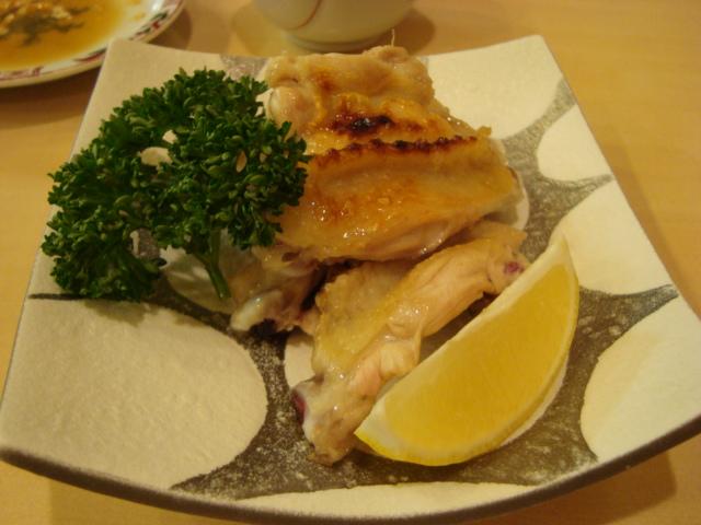 中野「鳥料理 鳥つね」へ行く。_f0232060_1273768.jpg