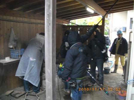 茅ヶ崎 氷室椿庭園での「井戸掃除」が放映されます。_b0170161_1726579.jpg