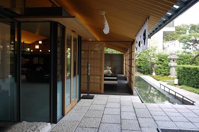 京都・虎屋菓寮_b0111173_1084797.jpg