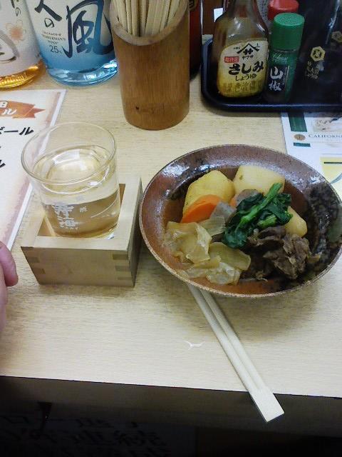 ◎見事な肴の出る「東田」昼酒でここの前は何十回通ったが。_c0061686_6222666.jpg