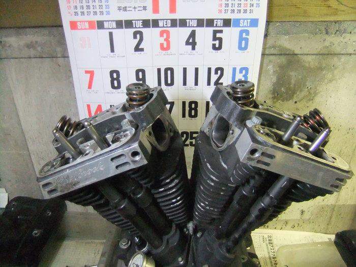 エボ エンジンをバラそう!! 腰上編_c0226202_23242514.jpg