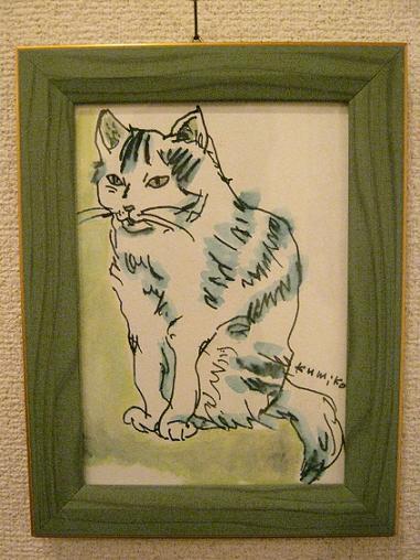 高円寺裏通り猫展 9日目  _e0134502_1434511.jpg
