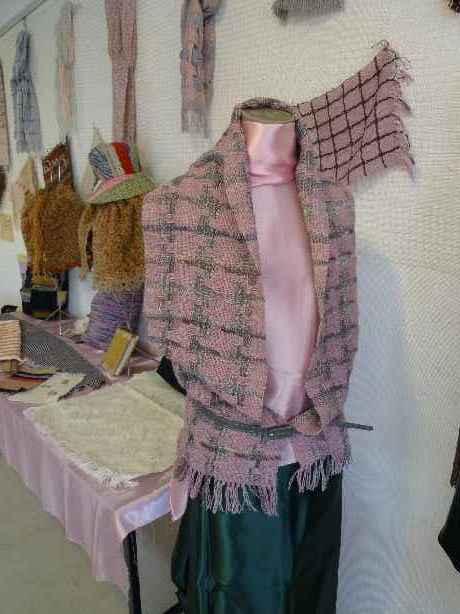 オリビエ卓上手織り作品展その3_d0156706_18192558.jpg