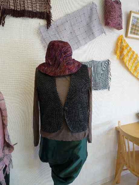 オリビエ卓上手織り作品展その3_d0156706_18194432.jpg