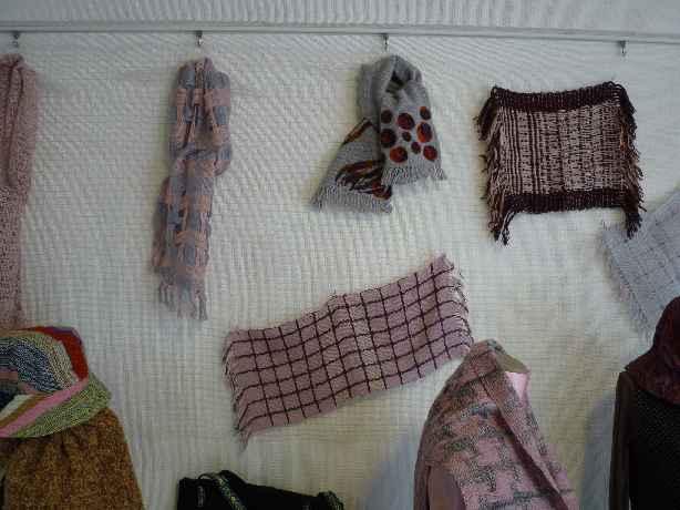 オリビエ卓上手織り作品展その3_d0156706_1819927.jpg