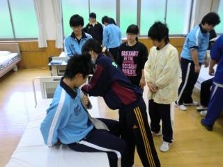 11月17日 川口高校学校見学会_b0137422_1674938.jpg