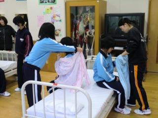 11月17日 川口高校学校見学会_b0137422_1684911.jpg