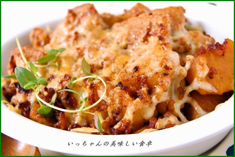 たっぷりゴマ入り☆茄子とひき肉とピーマンの味噌炒め_d0104926_311586.jpg
