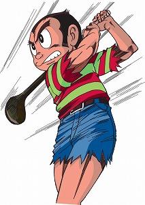藤子不二雄Ⓐ原作の大ヒットゴルフアニメ!「プロゴルファー猿」がDVD BOXで登場!!_e0025035_23462289.jpg