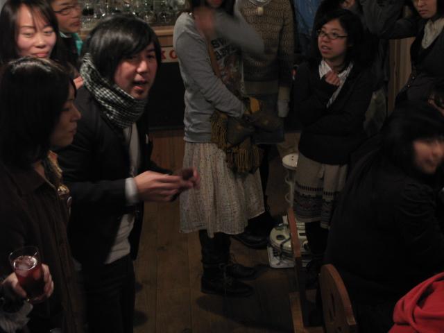 スガノサカエの図画展レセプションパーティー!_b0207642_20480.jpg