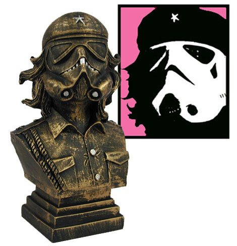 Gold CheTrooper & Poster Set by Urbanmedium_e0118156_21131689.jpg