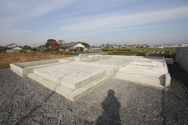 太田市 大原町 0田様 基礎 完成しました。_a0084859_9594546.jpg