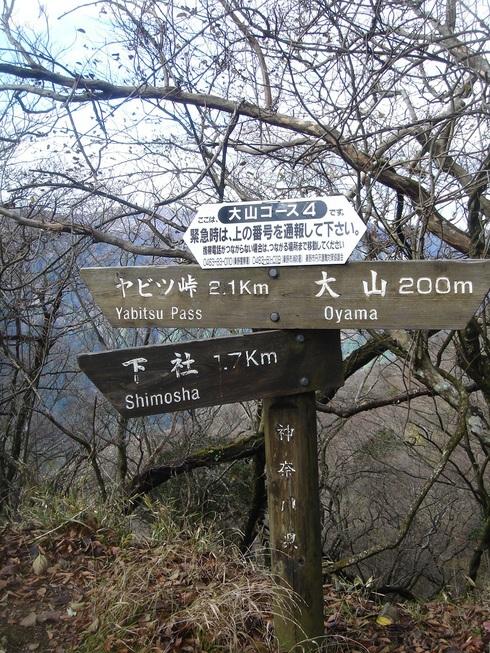 初の大山登山☆_e0165361_2344490.jpg