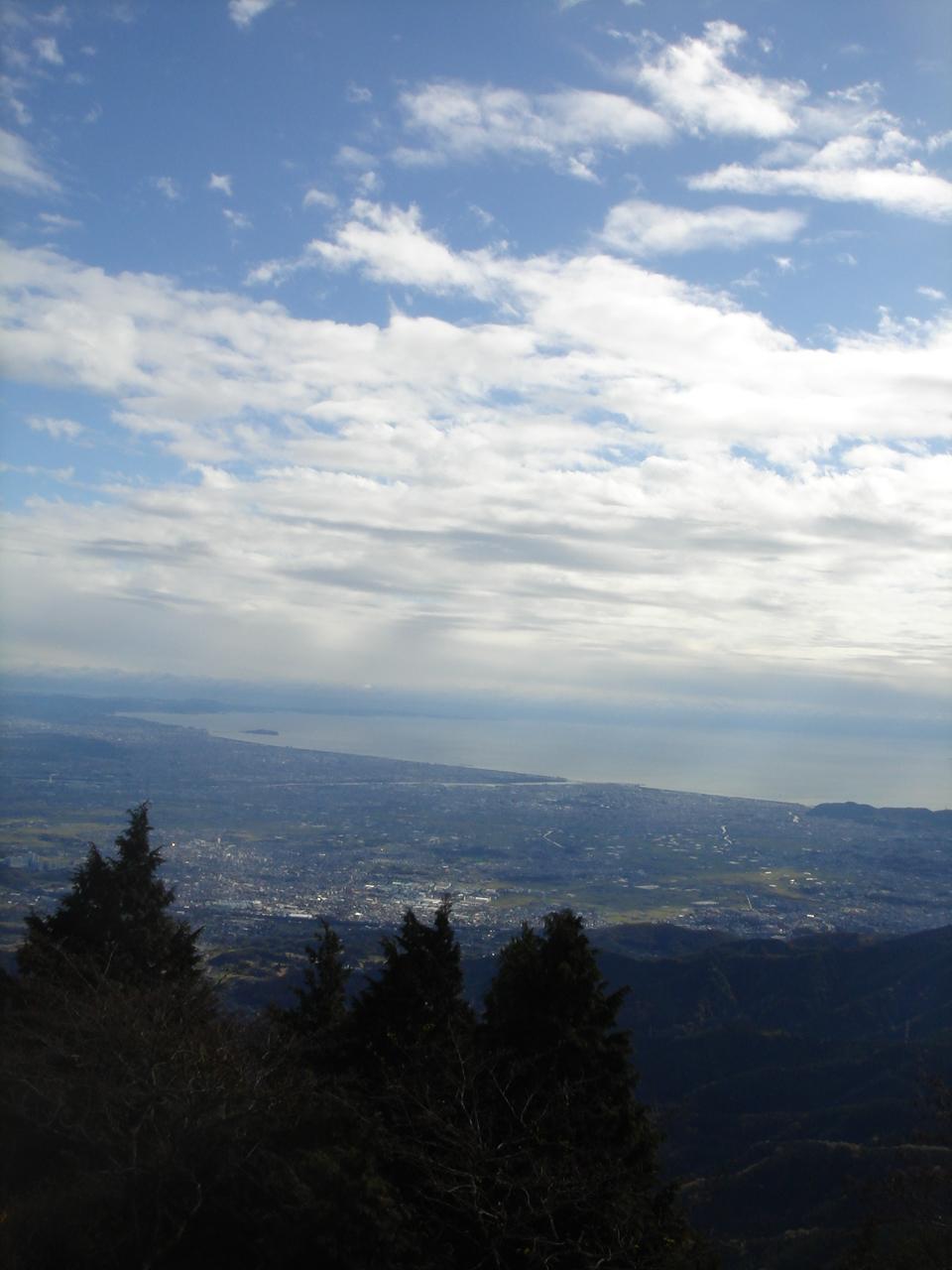 初の大山登山☆_e0165361_2372629.jpg