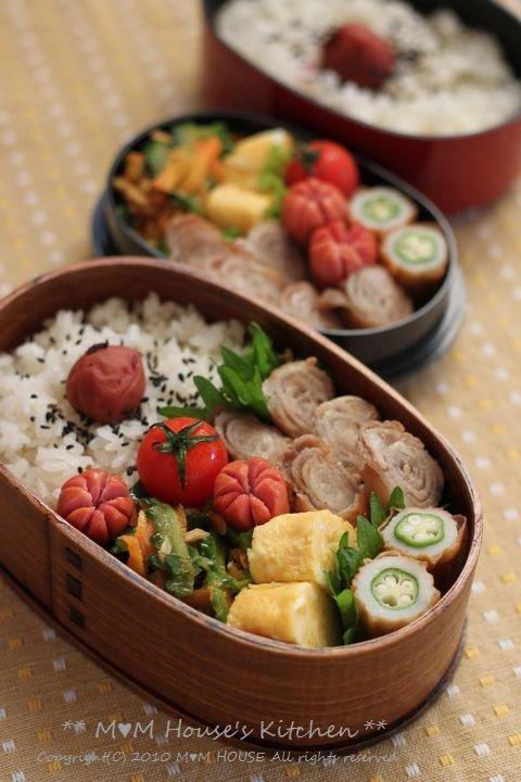 豚肉くるくる弁当 ☆ 日本人はお酒に弱い? 酒の話パート2♪_c0139375_11211583.jpg