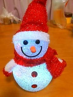 雪だるま_a0165694_23413796.jpg